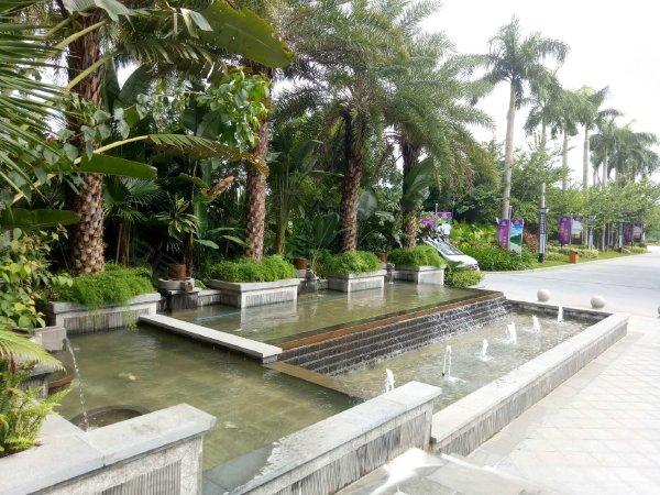 康馨花园户型图实景图片