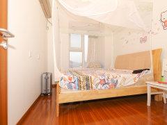 太阳都市花园 户型3室1厅 采光好 精装修家具家电全新