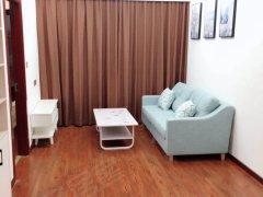 艾溪湖创新一路,精装一室一厅单身公寓,朝南采光好
