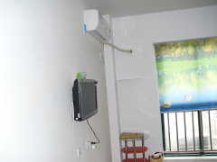 新城区宝龙公寓25平方一室一卫精装全配干净温馨舒适付实图