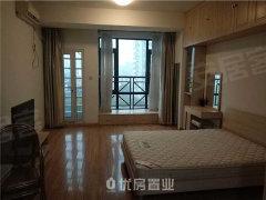 南长区 清明桥 茂业豪园 酒店式公寓 家电齐全 随时看房