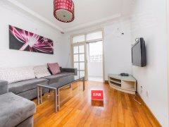 富达花园两房 带部分家私 可用自己的家具 正规朝南户型 急租