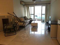 天伦花园高层3房 带主人套房 家私电器齐全 看楼方便