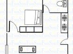 大学科技园附近 整租一室一厅 精装修拎包入住  随时看房