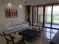 罗湖豪宅区 看香港山  本小区唯yi一套大户型房子出租