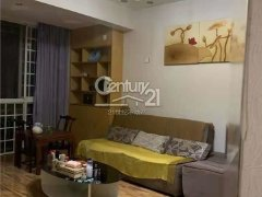 水岸山城温馨一室一厅 精装拎包入住 小区绿化环境好 随时看房