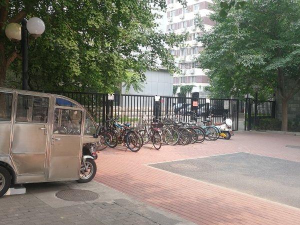 学院南路72号院户型图实景图片
