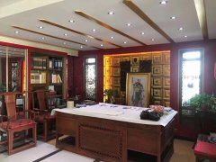 誠信價格 實圖 CBD奧園國際 豪華裝修全套家具會所接待