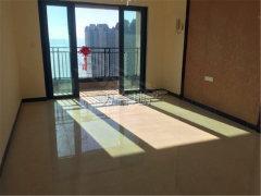 一线海景恒大精装3房 高楼层视野好  空房出租2000块