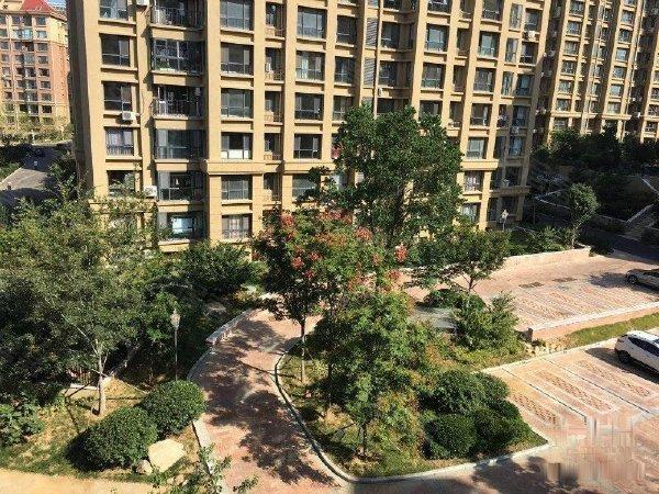 威高花园熙和苑户型图实景图片