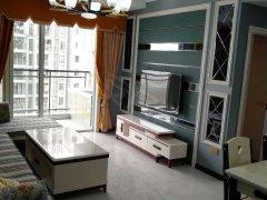 正看桃花河,朵力8号洋房3F,品牌装修,家电家具齐全。