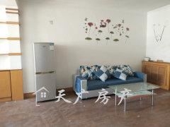 高区利群丽景茗都 金猴绿色花园 2室 家具家电齐全可做饭