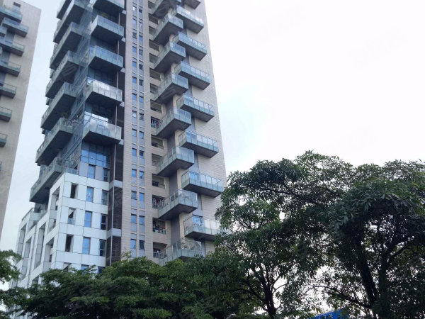伍兹公寓户型图实景图片