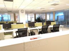 远行地产 市北中铁置业精装办公室可分割 总部首.选