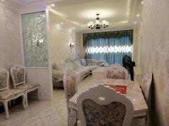 科华南城印象,全新欧式装修正两房,可直接入住。