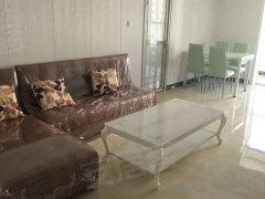 出租:翡翠城高层精装两居室90平1200每月,拎包入住!!!