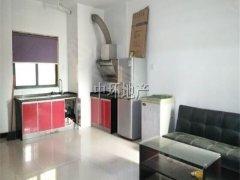 泉塘正中心,华天公寓精装一房可做两房,可做饭主卧带大阳台出租