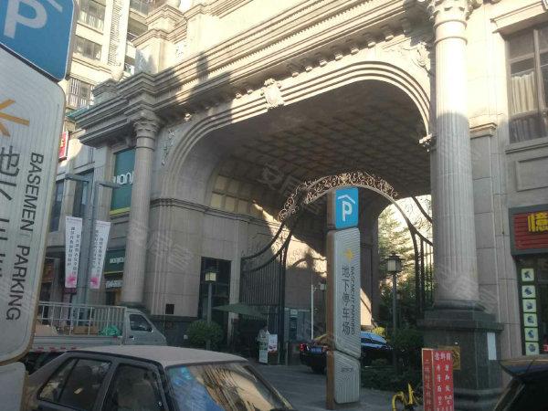 长安万达中央公馆户型图实景图片