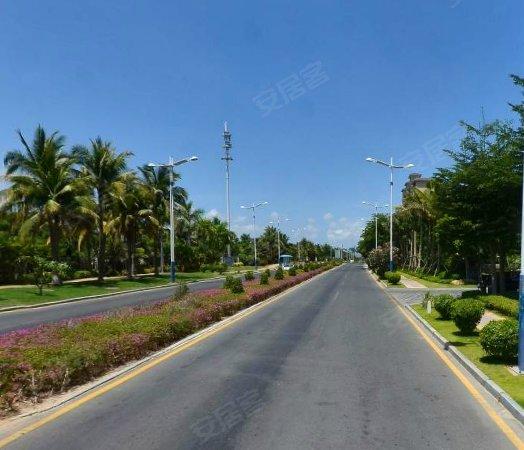 鲁能三亚湾美丽五区户型图实景图片