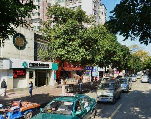松柏中街小区户型图实景图片