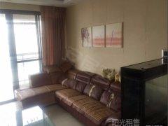 香江高楼层三房。南北通透户型,设施齐全放租2500