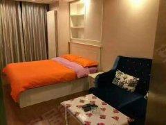 市府广场附近精装一室整租拎包入住魅力空间公寓可月付双12特价