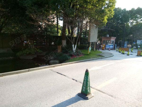 九城湖滨户型图实景图片