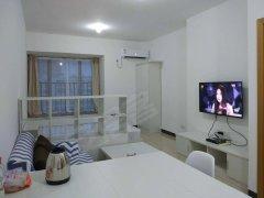 石龙新城区单身公寓 业主诚意出租 家电齐全 1600包管理费