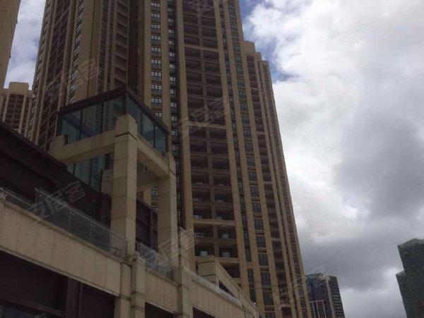 中海锦城户型图实景图片