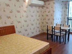 万达广场 单身公寓 酒店公寓精装修家电家具配套齐全1300元