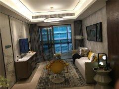 天安高尔夫豪华欧装,高层景观,户型通透家私齐全,品质