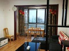 市中心咸阳湖旁 高端社区 国润翠湖三室精装修 带家具家电