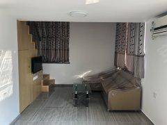 居益名府 全新复式两房 仅租1800 动静分明 拎包入住