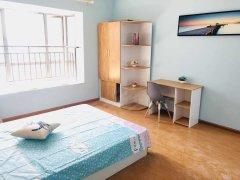 德茂公寓,潇湘晨报,中心医院,精装修公寓单间,大阳台,