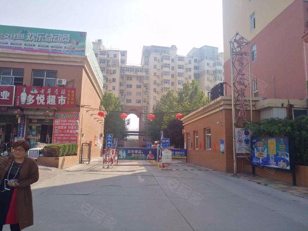 秀兰城市花园户型图实景图片