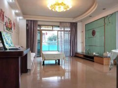 广州塔新鸿花园  家私电器齐全 126方三房带主套 随时看房