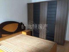 通江花园精装高层29楼96平方两室两厅租金2200看房方便