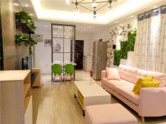 高端两室、色彩搭配系列、清新风格、多套、可月付、公寓直租