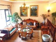 龙湖别墅区,独栋,老人房,带车位,5居室,环保装修材料,