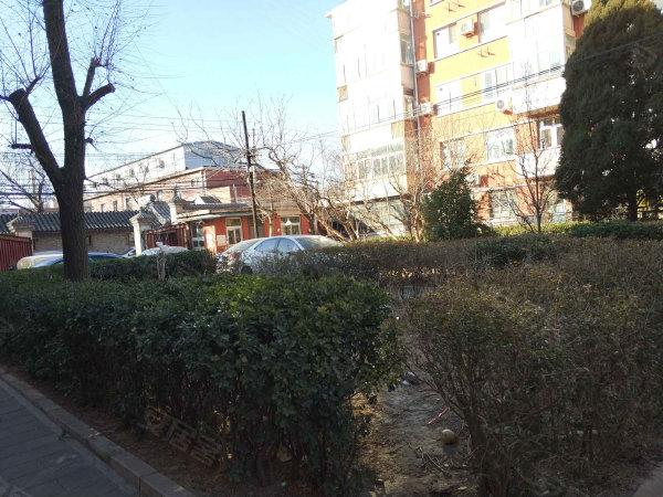 中剪子巷甲6号院户型图实景图片