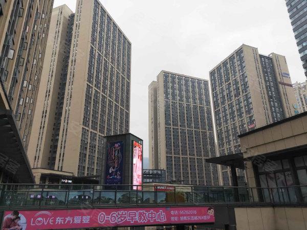 旭辉城(商住楼)户型图实景图片