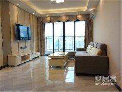新地中央 豪华装修!大两房.楼下商业配套完善,租3500