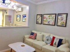 温馨舒适 精装卧室 集体供暖 通惠家园惠民园