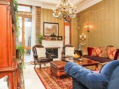 龙湾别墅 全房地暖 精装修4居室 有钥匙 看房随时