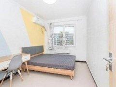 二环里 西直门带电梯小区 近地铁交通便利 两居室可分租