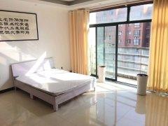 花园路丰产路 国贸酒店公寓 兰德中心 精装修卧室 押一付一