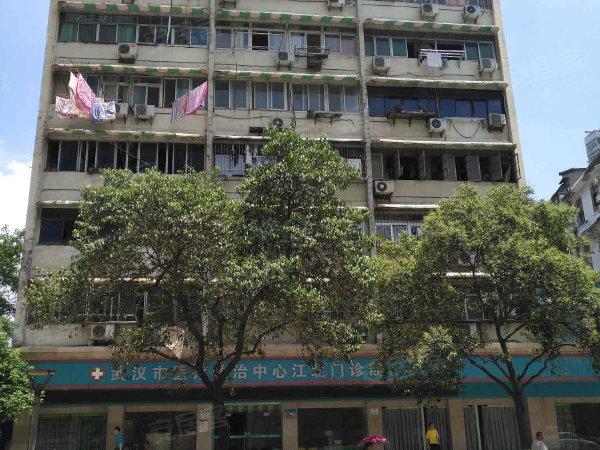 江汉北路小区户型图实景图片
