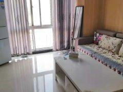 西城美苑精装客卧分离1室1厅对外出租,家具家电齐全拎包入住!