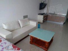 出租新中天阳面1居室可押一付一干净整洁拎包入住.