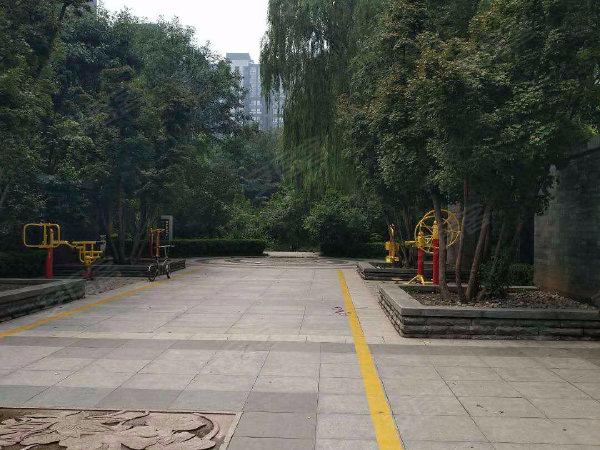 中信禧园南区(中信城三期)户型图实景图片